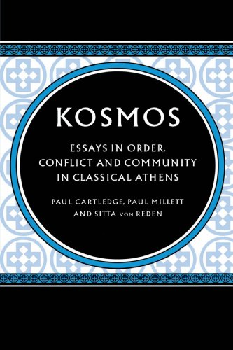9780521525930: Kosmos: Essays in Order, Conflict and Community in Classical Athens