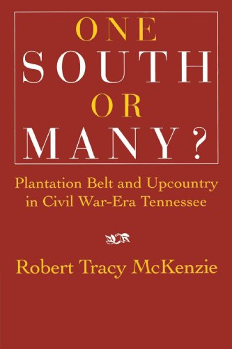 9780521526111: One South or Many?: Plantation Belt and Upcountry in Civil War-Era Tennessee
