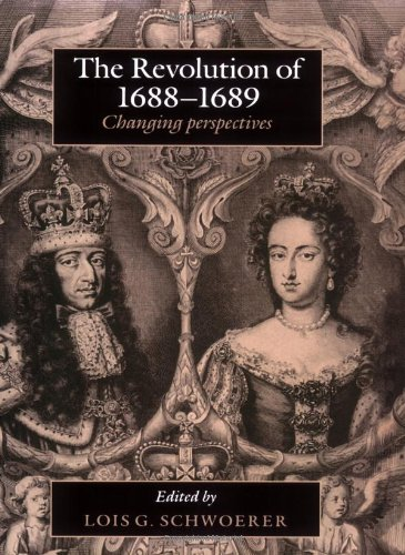 9780521526142: The Revolution of 1688-89: Changing Perspectives