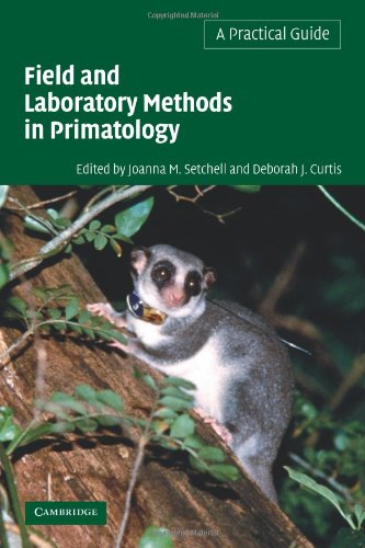 9780521526289: Field and Laboratory Methods in Primatology: A Practical Guide
