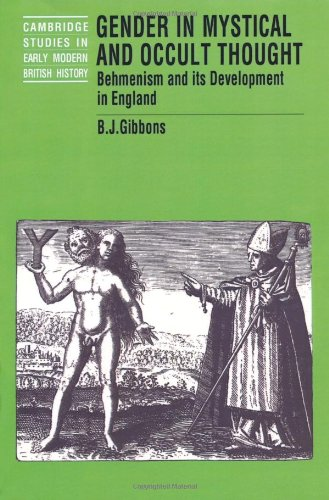 9780521526487: Gender in Mystical and Occult Thought: Behmenism and its Development in England (Cambridge Studies in Early Modern British History)
