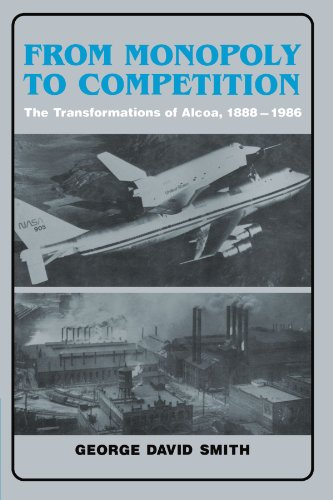 From Monopoly to Competition: The Transformations of ALCOA, 1888 1986: George David Smith