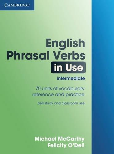 English Phrasal Verbs in Use Intermediate (Professional English in Use): McCarthy, Michael, O'Dell,...