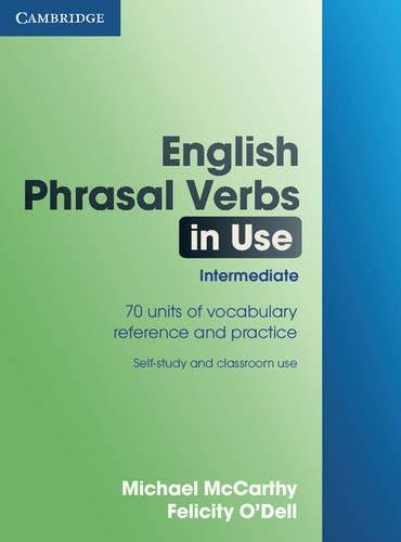 9780521527279: English Phrasal Verbs in Use Intermediate (Professional English in Use)