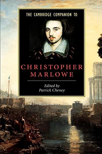 9780521527347: The Cambridge Companion to Christopher Marlowe Paperback (Cambridge Companions to Literature)