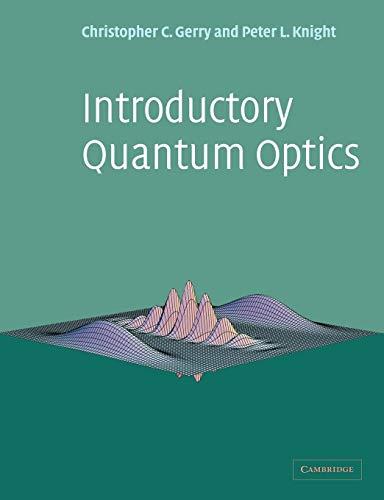 9780521527354: Introductory Quantum Optics