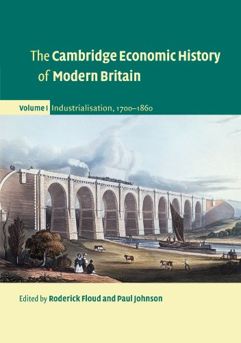 9780521527361: The Cambridge Economic History of Modern Britain, Volume 1