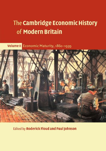 9780521527378: 2: The Cambridge Economic History of Modern Britain (Volume 2)