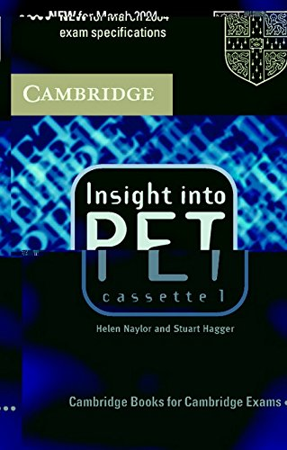 9780521527569: Insight into PET Cassettes