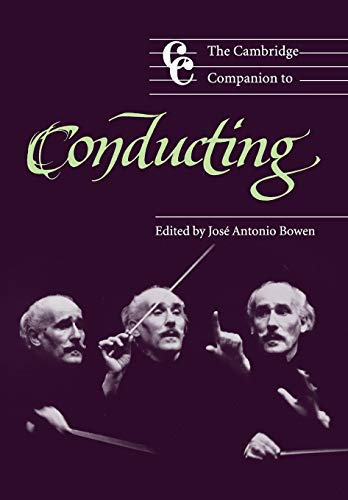 9780521527910: The Cambridge Companion to Conducting Paperback (Cambridge Companions to Music)