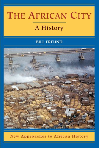 9780521527927: The African City: A History
