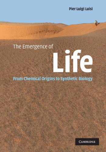 9780521528016: The Emergence of Life: From Chemical Origins to Synthetic Biology