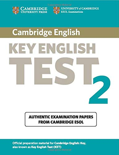 9780521528122: Cambridge Key English Test 2nd 2 Student's Book: Examination Papers from the University of Cambridge ESOL Examinations (KET Practice Tests)