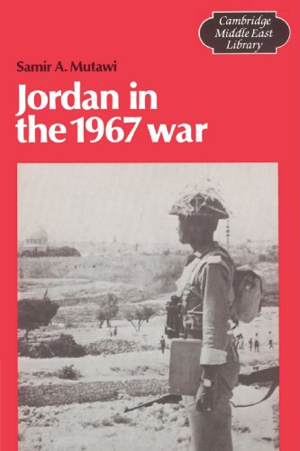 9780521528580: Jordan in the 1967 War