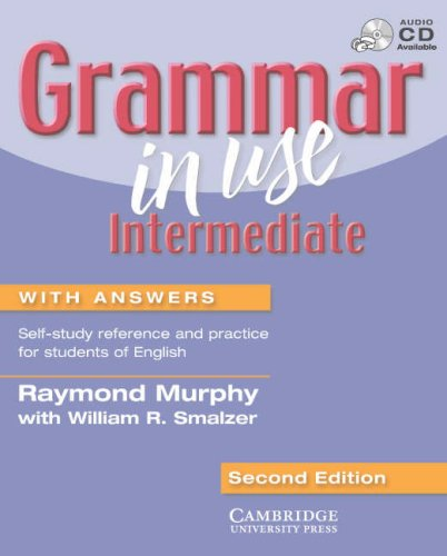 9780521528764: Grammar in Use Intermediate with Answers, Korea edition: Self-study Reference and Practice for Students of English