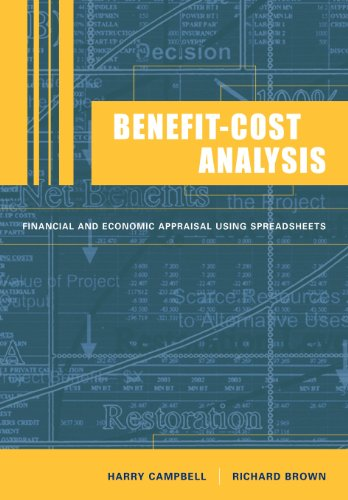 9780521528986: Benefit-Cost Analysis: Financial and Economic Appraisal using Spreadsheets