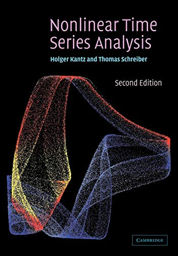 9780521529020: Nonlinear Time Series Analysis 2nd Edition Paperback
