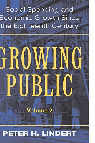 9780521529174: Growing Public: Volume 2, Further Evidence: Social Spending and Economic Growth since the Eighteenth Century