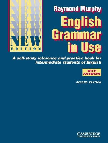 English Grammar in Use with Answers and: Murphy, Raymond