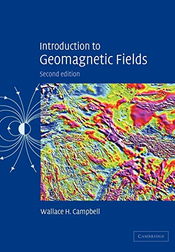 9780521529532: Introduction Geomagnetic Fields 2ed