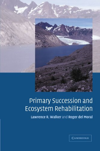 9780521529549: Primary Succession and Ecosystem Rehabilitation (Cambridge Studies in Ecology)