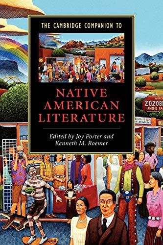 9780521529792: The Cambridge Companion to Native American Literature (Cambridge Companions to Literature)
