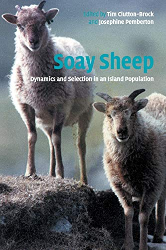 9780521529907: Soay Sheep: Dynamics and Selection in an Island Population