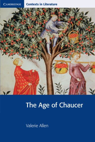 9780521529938: The Age of Chaucer (Cambridge Contexts in Literature)