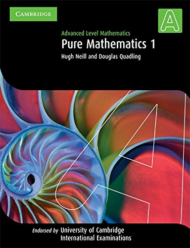 9780521530118: Pure Mathematics 1 (International) (Cambridge International Examinations)