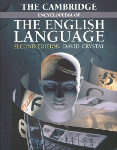 9780521530330: The Cambridge Encyclopedia of the English Language