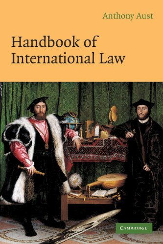 9780521530347: Handbook of International Law