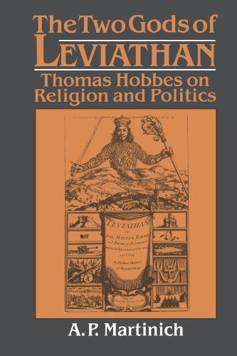 9780521531238: The Two Gods of Leviathan: Thomas Hobbes on Religion and Politics