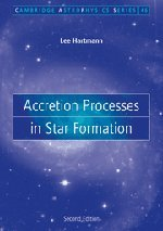9780521531993: Accretion Processes in Star Formation