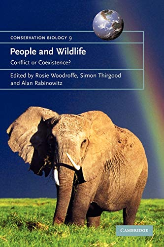 9780521532037: People and Wildlife, Conflict or Co-existence? Paperback (Conservation Biology)