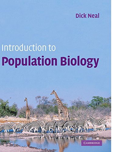 9780521532235: Introduction to Population Biology