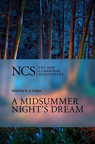 9780521532471: A Midsummer Night's Dream 2nd Edition Paperback (The New Cambridge Shakespeare)