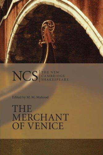 9780521532518: The Merchant of Venice