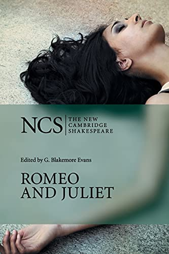9780521532532: Romeo and Juliet 2nd Edition (The New Cambridge Shakespeare)