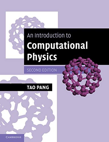 9780521532761: An Introduction to Computational Physics