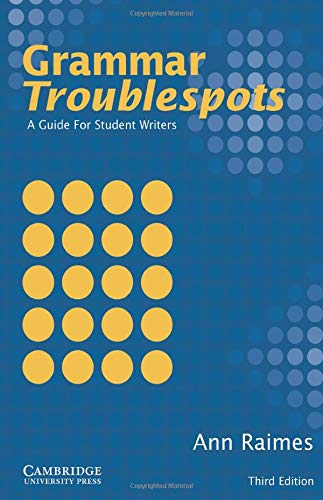 9780521532860: Grammar Troublespots: A Guide for Student Writers