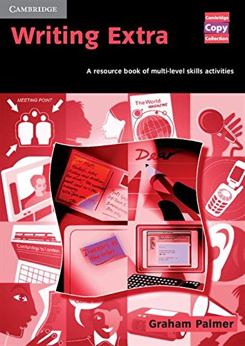 9780521532877: Writing Extra: A Resource Book of Multi-Level Skills Activities (Cambridge Copy Collection)
