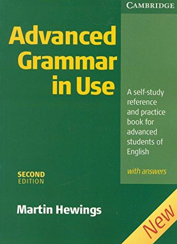 9780521532914: Advanced grammar in use. With answers. Per le Scuole superiori