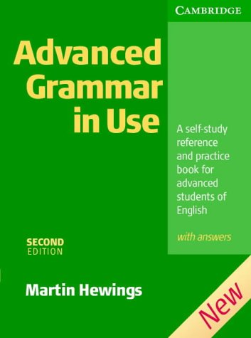 9780521532914: Advanced Grammar in Use with Answers