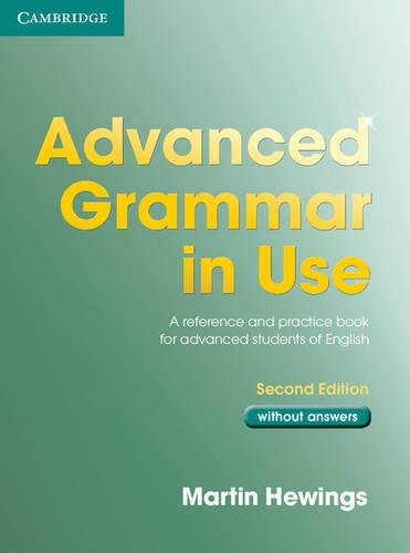 9780521532921: Advanced Grammar in Use without Answers