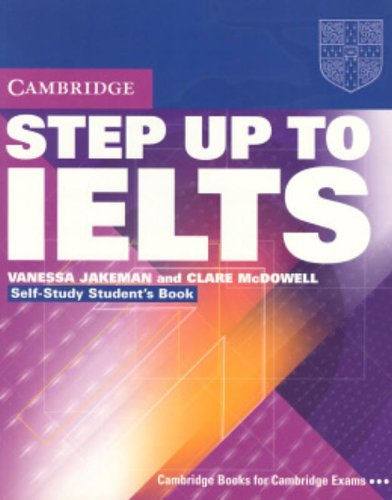 9780521532983: Step Step Up to IELTS Self-study Student's Book