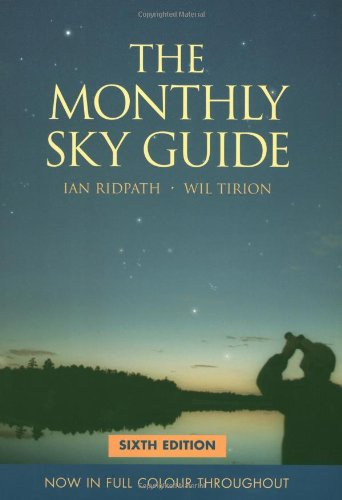 9780521533065: The Monthly Sky Guide