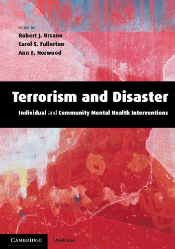 9780521533454: Terrorism and Disaster Paperback with CD-ROM: Individual and Community Mental Health Interventions