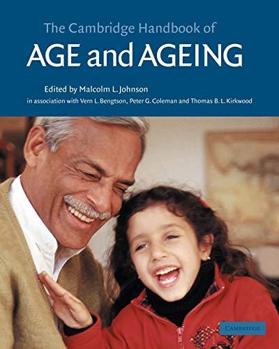 9780521533706: The Cambridge Handbook of Age and Ageing (Cambridge Handbooks in Psychology)