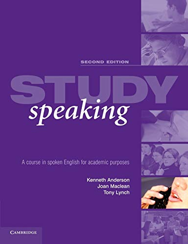 9780521533966: Study Speaking 2nd Student's Book