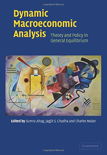 9780521534031: Dynamic Macroeconomic Analysis: Theory and Policy in General Equilibrium